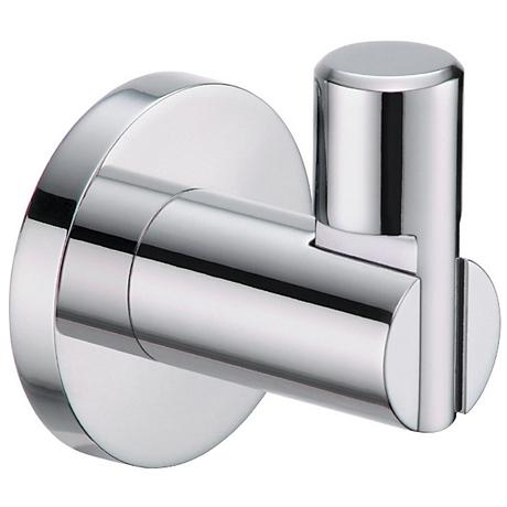 Gatco Channel Chrome Robe Hook