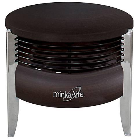 Minka Aire Hassock Kocoa Portable Floor Fan