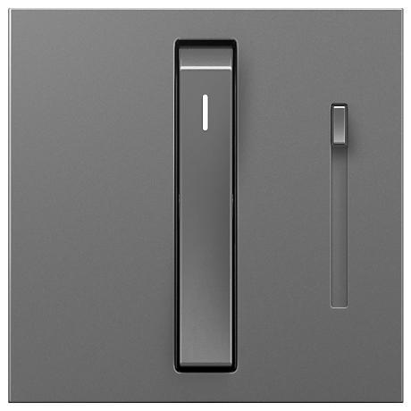 adorne® Magnesium 700 Watt Dimmer Whisper Switch
