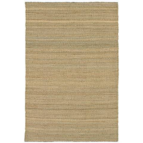 Chandra Saket SAK3701 Natural Jute Area Rug