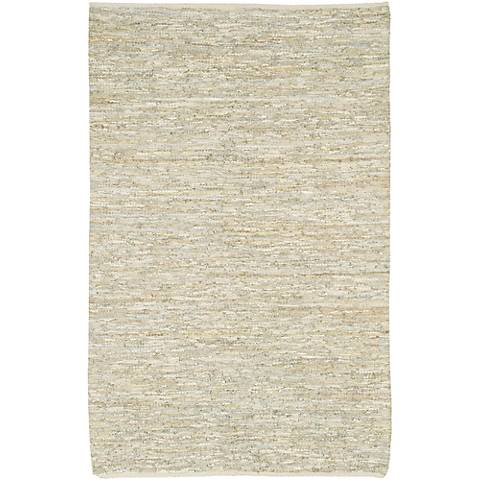 Chandra Saket SAK3703 Natural Jute Area Rug
