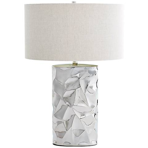 Liberty Reflective Ceramic Table Lamp