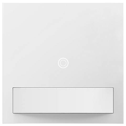 adorne® Sensa White Auto On/Timed Off Motion Switch