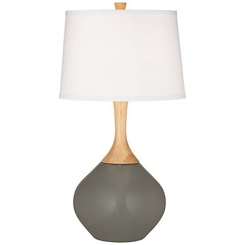 Gauntlet Gray Wexler Table Lamp
