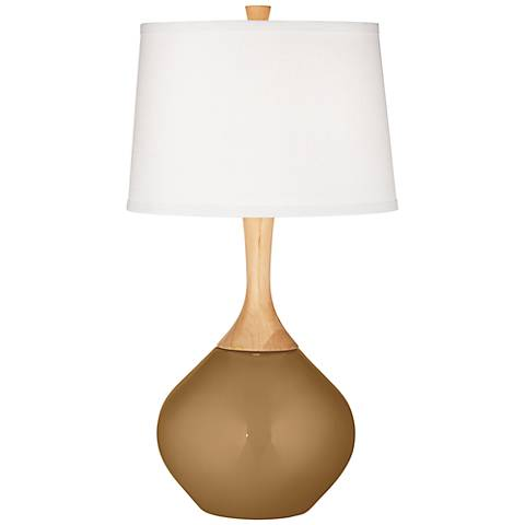 Light Bronze Metallic Wexler Table Lamp