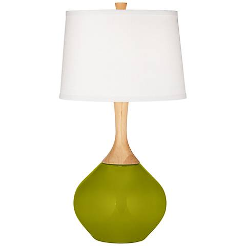 Olive Green Wexler Table Lamp
