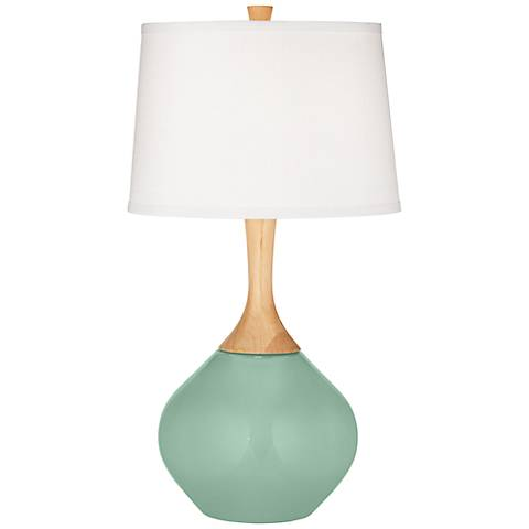 Grayed Jade Wexler Table Lamp