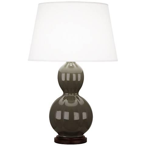 Randolph Carter Gray Table Lamp
