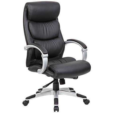 Boss Hinged Arm Adjustable Executive Chair