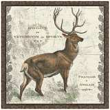 """Regal Woodland Collection II 24"""" Square Canvas Wall Art"""