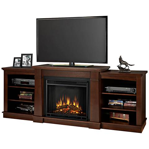 Real Flame Hawthorne Dark Espresso Electric Fireplace