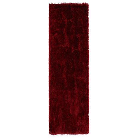 Kaleen Posh PSH01-06 Brick Shag Area Rug