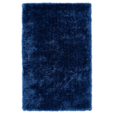Kaleen Posh PSH01-10 Denim Shag Area Rug