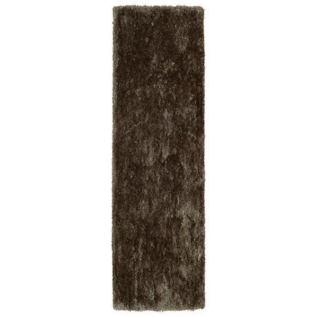 Kaleen Posh PSH01-82 Light Brown Shag Area Rug