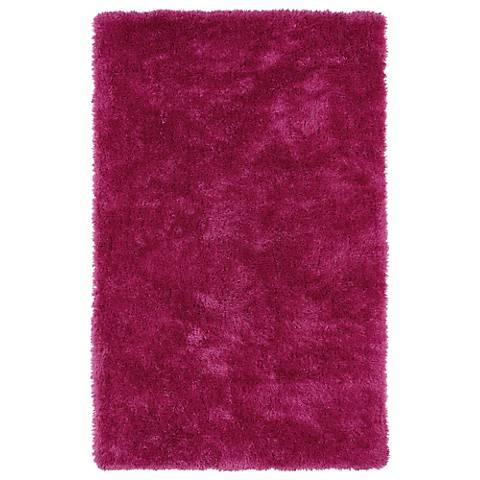 Kaleen Posh PSH01-92 Pink Shag Area Rug
