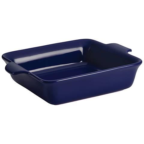 Anolon Vesta Stoneware Baltic Blue Square Baker