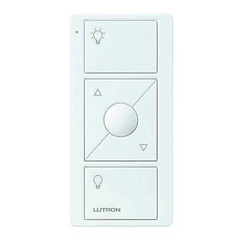 Lutron Caseta Pico Remote Control Unit with Faceplate
