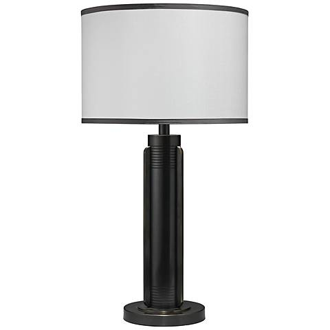 Jamie Young Belvedere Oiled Bronze Table Lamp