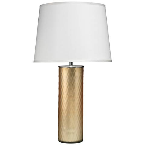 Jamie Young Gossamer Gold Cloud Table Lamp