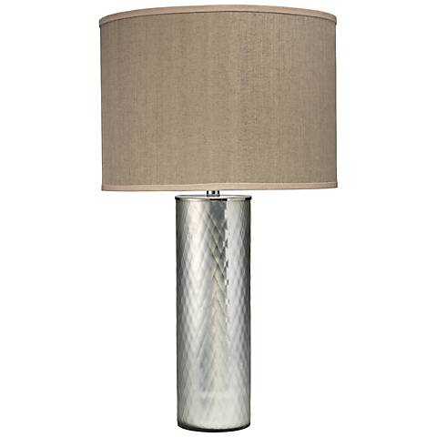 Jamie Young Gossamer Silver Cloud Table Lamp