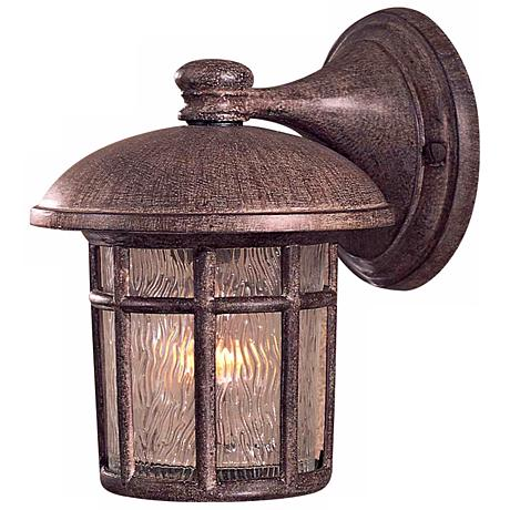 "Cranston Collection 8 3/4"" High Outdoor Light"