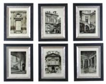 Uttermost Set of Six Paris Art Prints