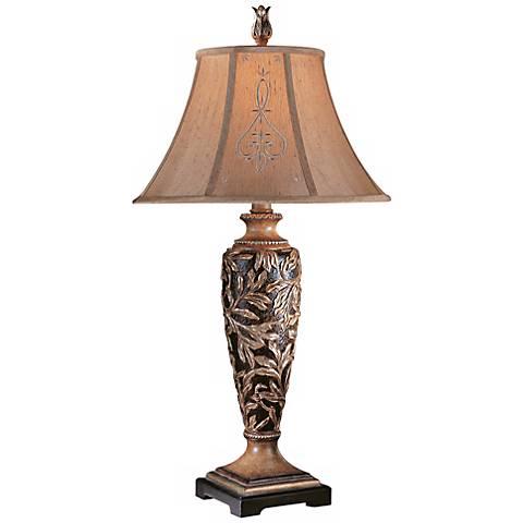 Jessica McClintock Romance Florence Patina Table Lamp