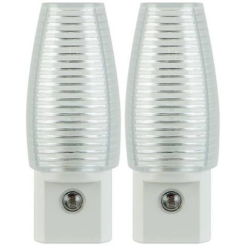Light Sensing 2-Pack Night Light
