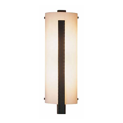How High Do I Install Wall Sconces : Hubbardton Forge Impressions 23 1/4