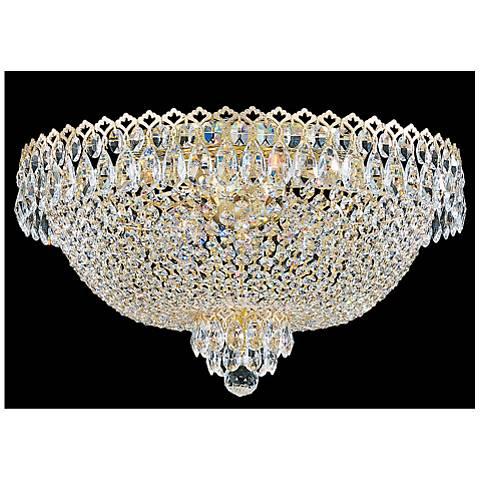 "Schonbek Camelot 19 1/2"" Wide Aurelia Ceiling Light"