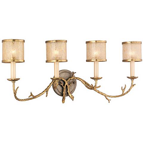 "Corbett Parc Royale 4-Light 12"" High Wall Sconce"