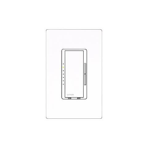 Lutron Maestro 600W Preset White Dimmer