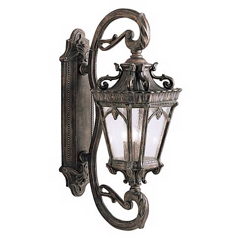 "Kichler Tournai Collection 38"" High Large Outdoor Wall Light"