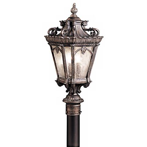 "Kichler Tournai Collection 27"" High Outdoor Post Light"