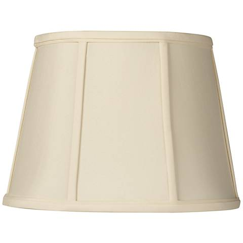 Springcrest™ Cream Oval Lamp Shade 6.5x8x9 (Spider)