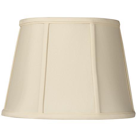 Springcrest™ Cream Oval Lamp Shade 6.5x8x9 (Spider)