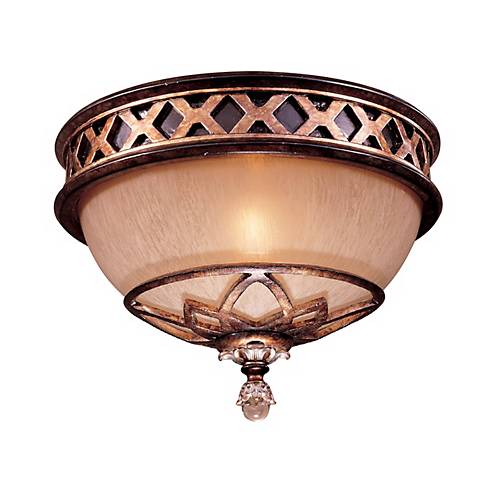 """Minka Aston Court Collection 11"""" Wide Ceiling Light"""