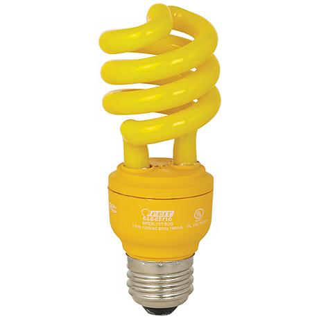 ECObulb 13 Watt CFL Twist Bug Bulb