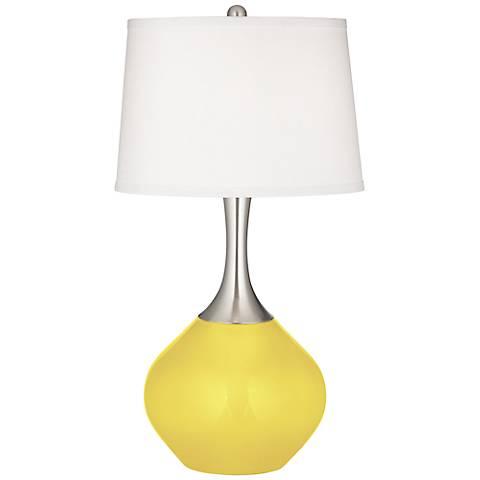 Lemon Twist Spencer Table Lamp
