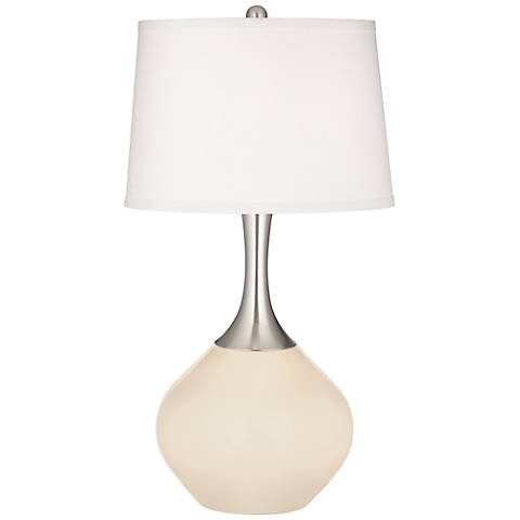 Steamed Milk Spencer Table Lamp