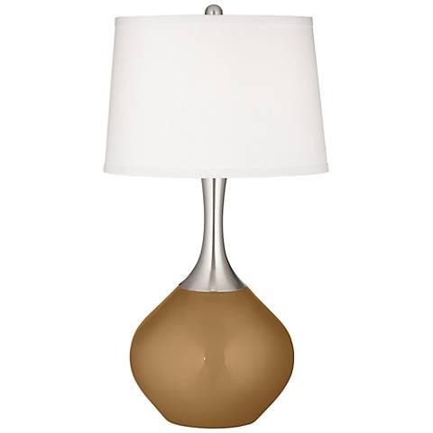 Light Bronze Metallic Spencer Table Lamp