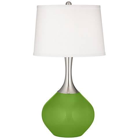 Rosemary Green Spencer Table Lamp