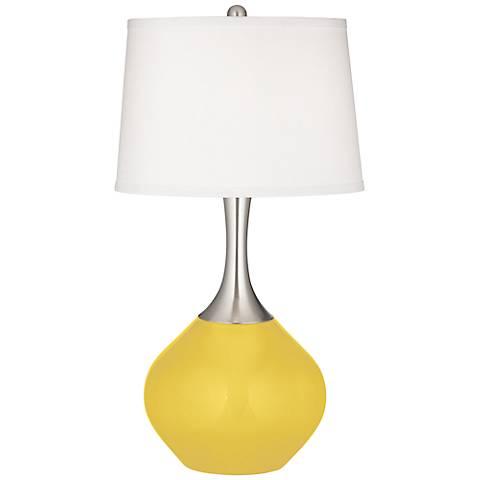 Lemon Zest Spencer Table Lamp