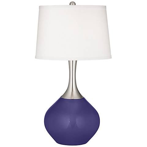 Valiant Violet Spencer Table Lamp