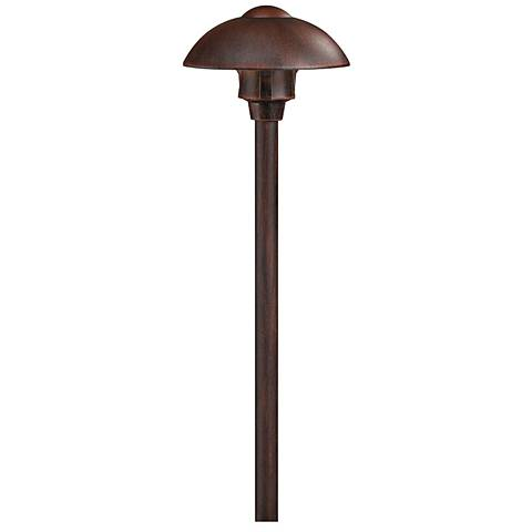 Hinkley Ellipse Clay Low Voltage LED Landscape Light