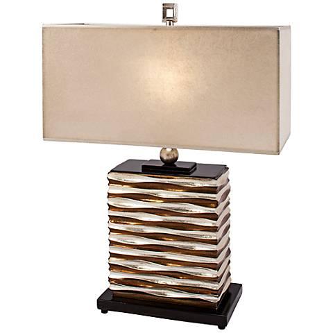 Alzada Hand-Painted Table Lamp
