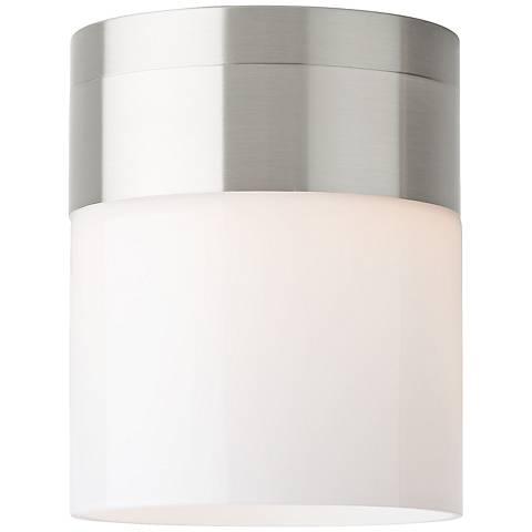 """Tech Lighting Manette 5"""" Wide White LED Ceiling Light"""