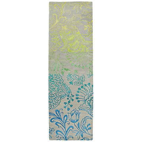 Kaleen Divine DIV02-101 Breeze Multi-Color Wool Area Rug