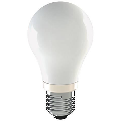 50 Watt Equivalent Frosted 7 Watt LED Standard Base Bulb
