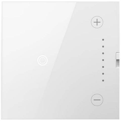 adorne® White 700 Watt Wireless Master Touch Dimmer